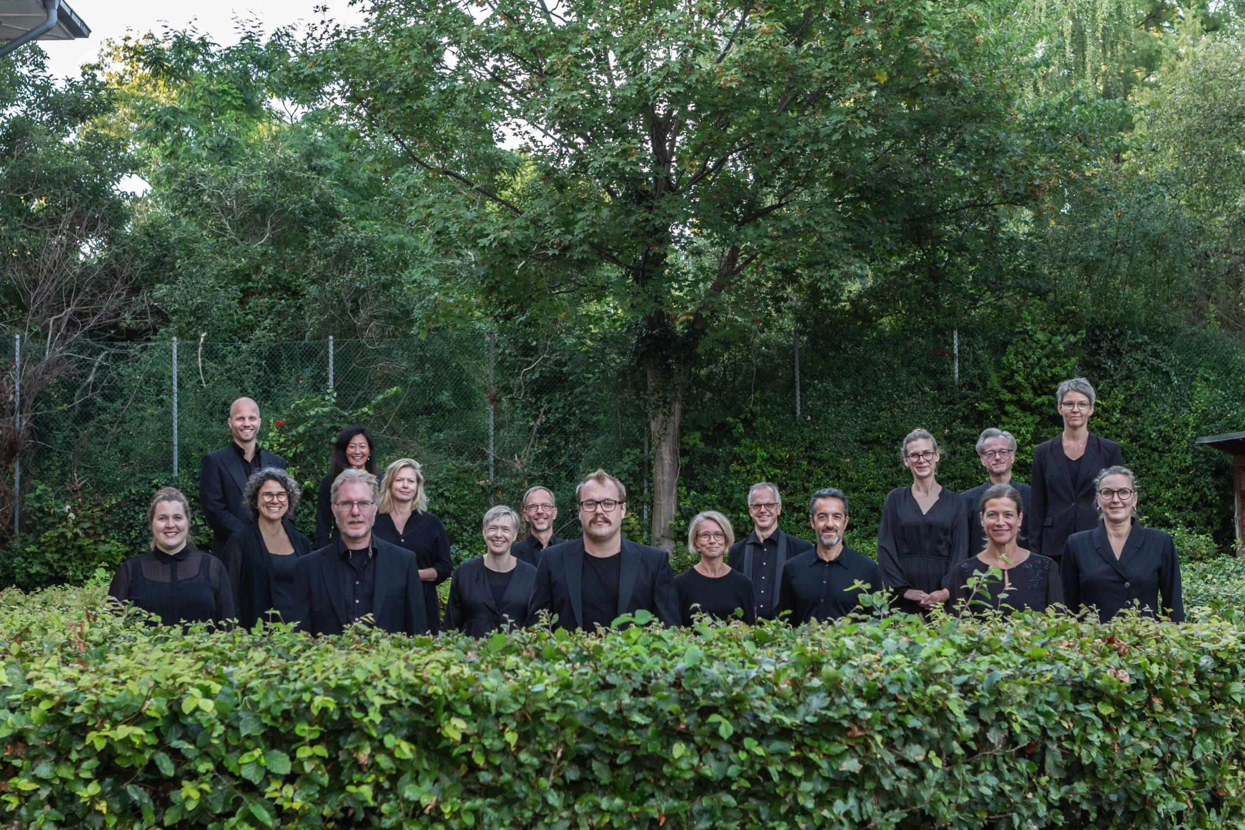 Kammerkoret pegasus - Kammerkor i København